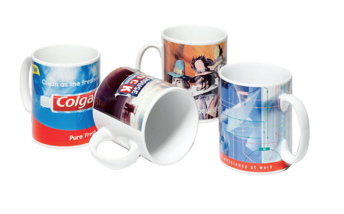 Corporate Mugs with Logo